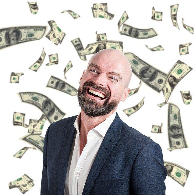 attract money wealthy man