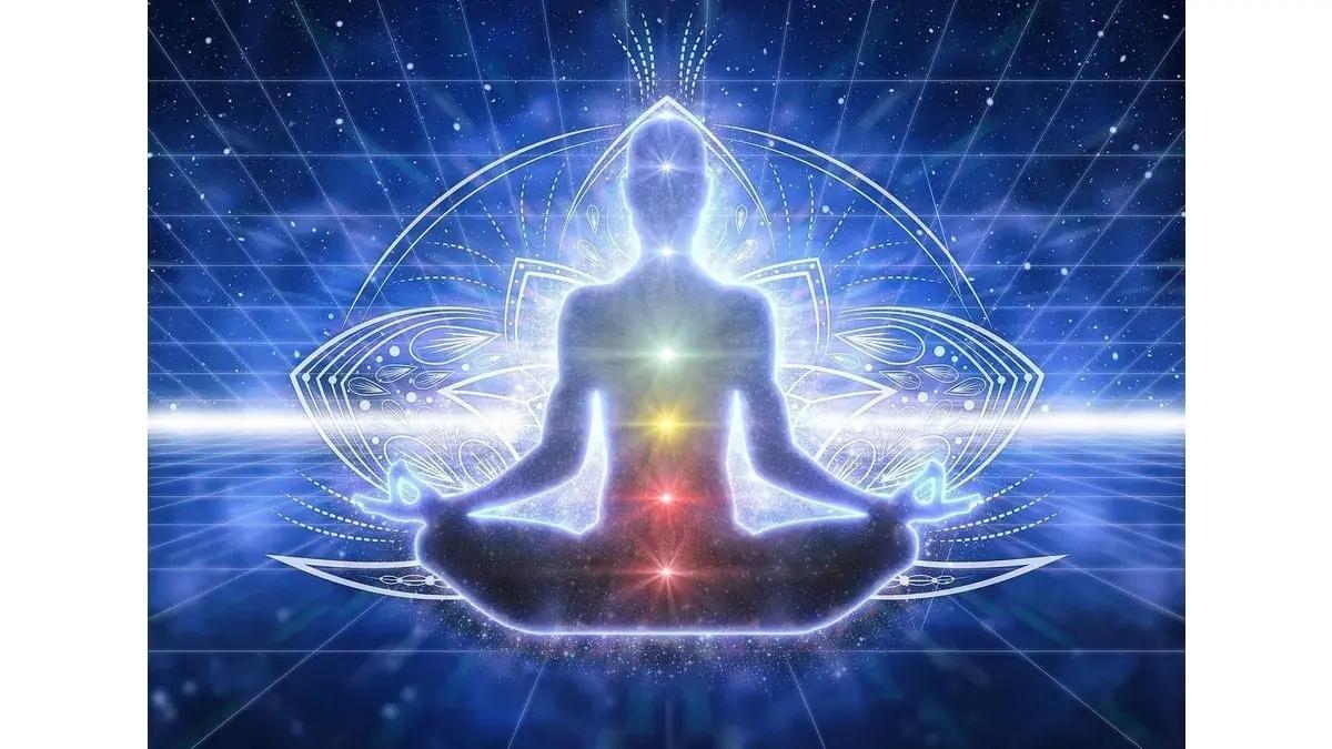 Balance Chakras Image meditation