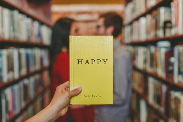 happy affirmations book cover