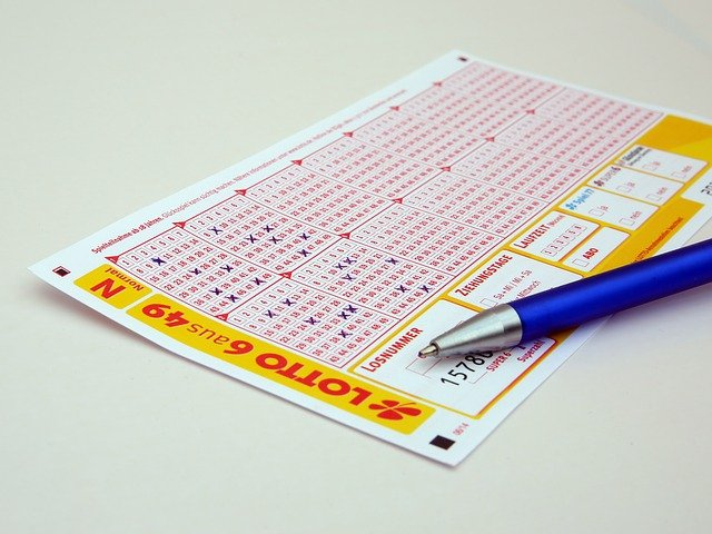 Lottery Ticket Numbers Picked Using Subliminal Affirmations