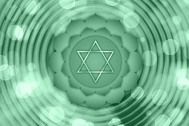 Heart Chakra Frequency Image