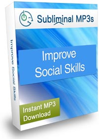 improve social skills affirmations package