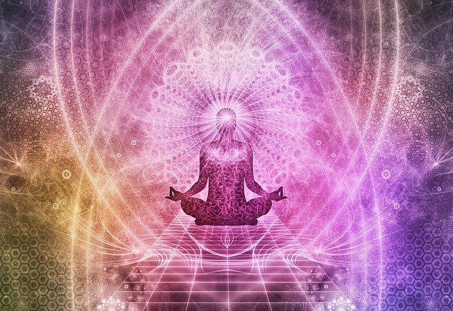Sacral Chakra Meditation Image