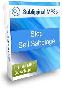 Stop Self Sabotaging Subliminal Audio Advert